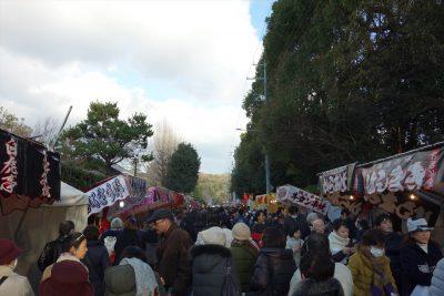 吉田神社参道